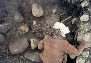penggalian archaeology site