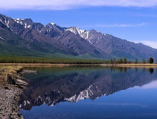 Baikal Lake fresh