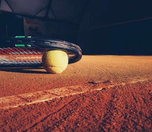 tennis ball bola