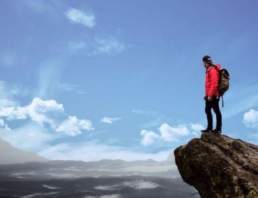 Mount Climber, pendaki Gunung