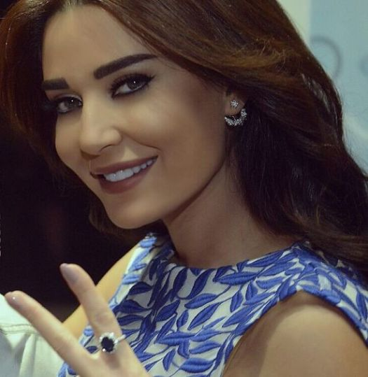 Cyrine Abdelnour, Arab beauty