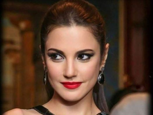 Dorra zarrouk, Arab beauty