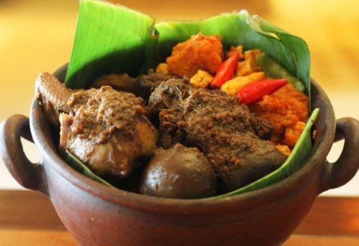 gudeg jogja traditional food