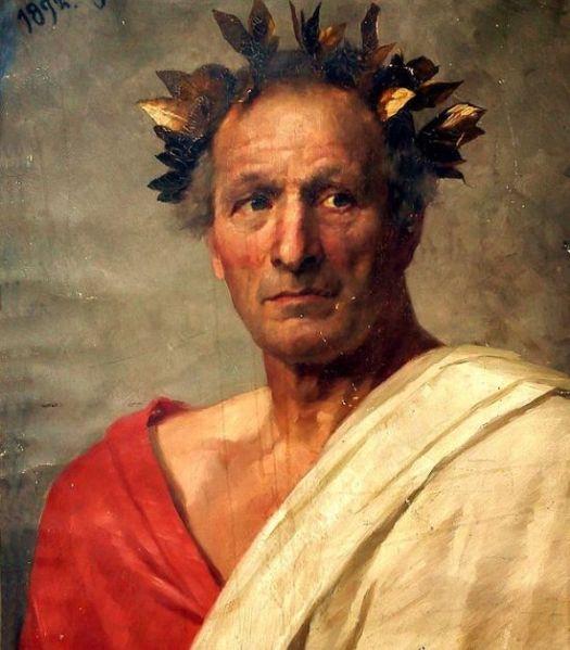 Julius Caesar Paint, lukisan