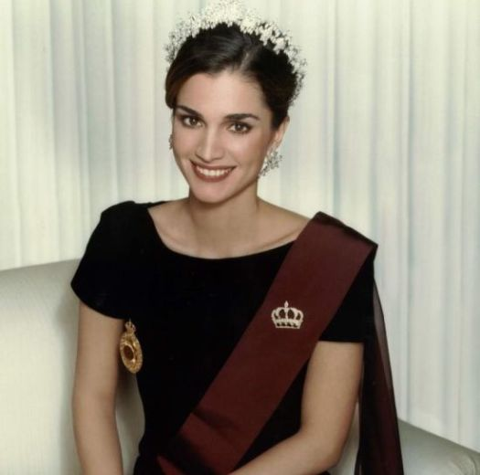 Queen Rania, Arab beauty