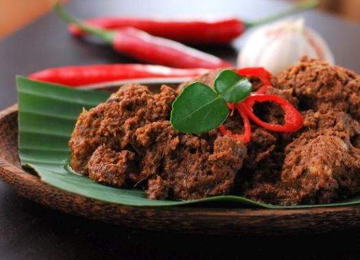 rendang, most delicous food in the world