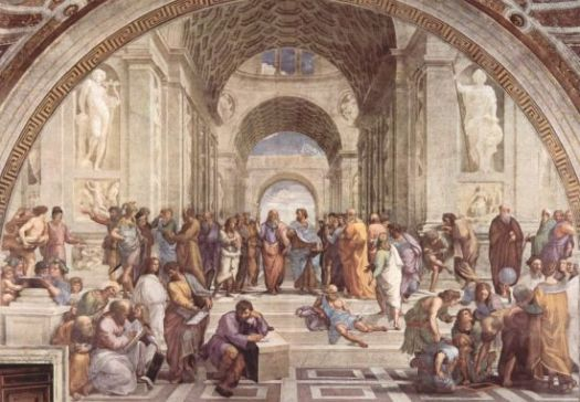 Rome painting, lukisan